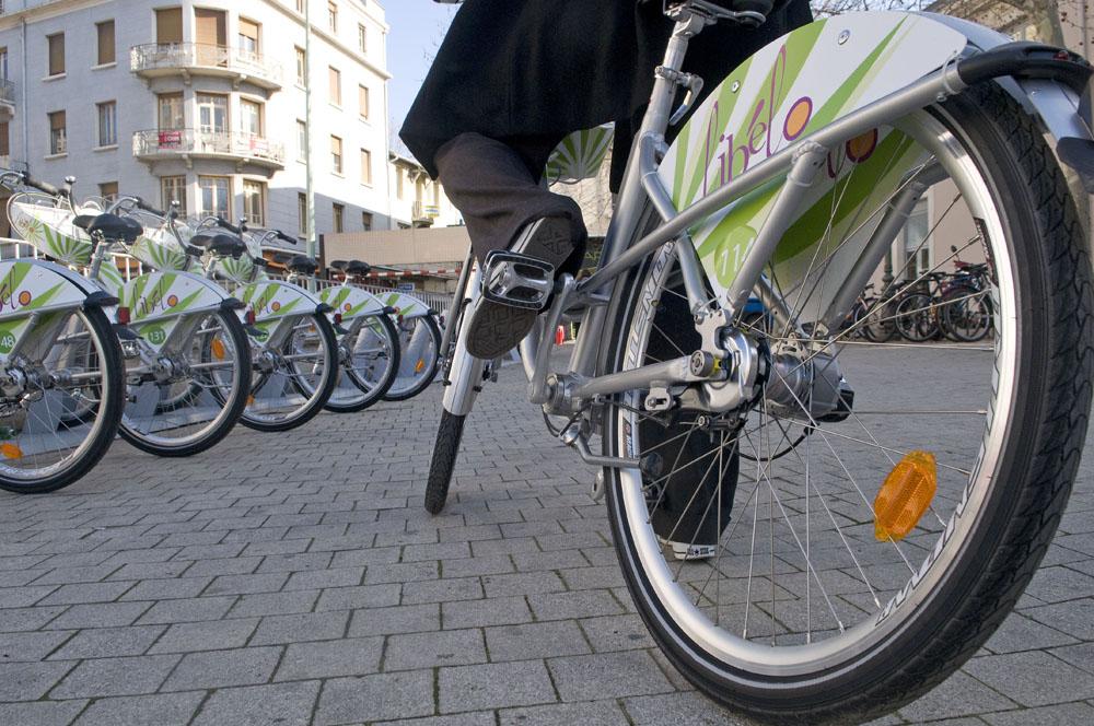 Roulons en ville à vélo